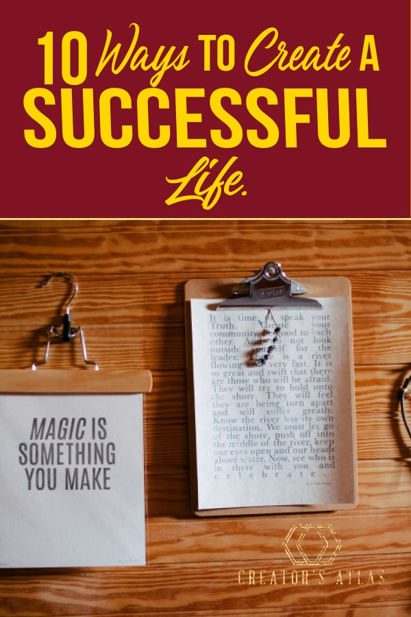 How to be successful in life in todays chaotic world. How do people acheive success and acheive their goals? This guide on being successful will get you started down the path to self mastery and freedom.