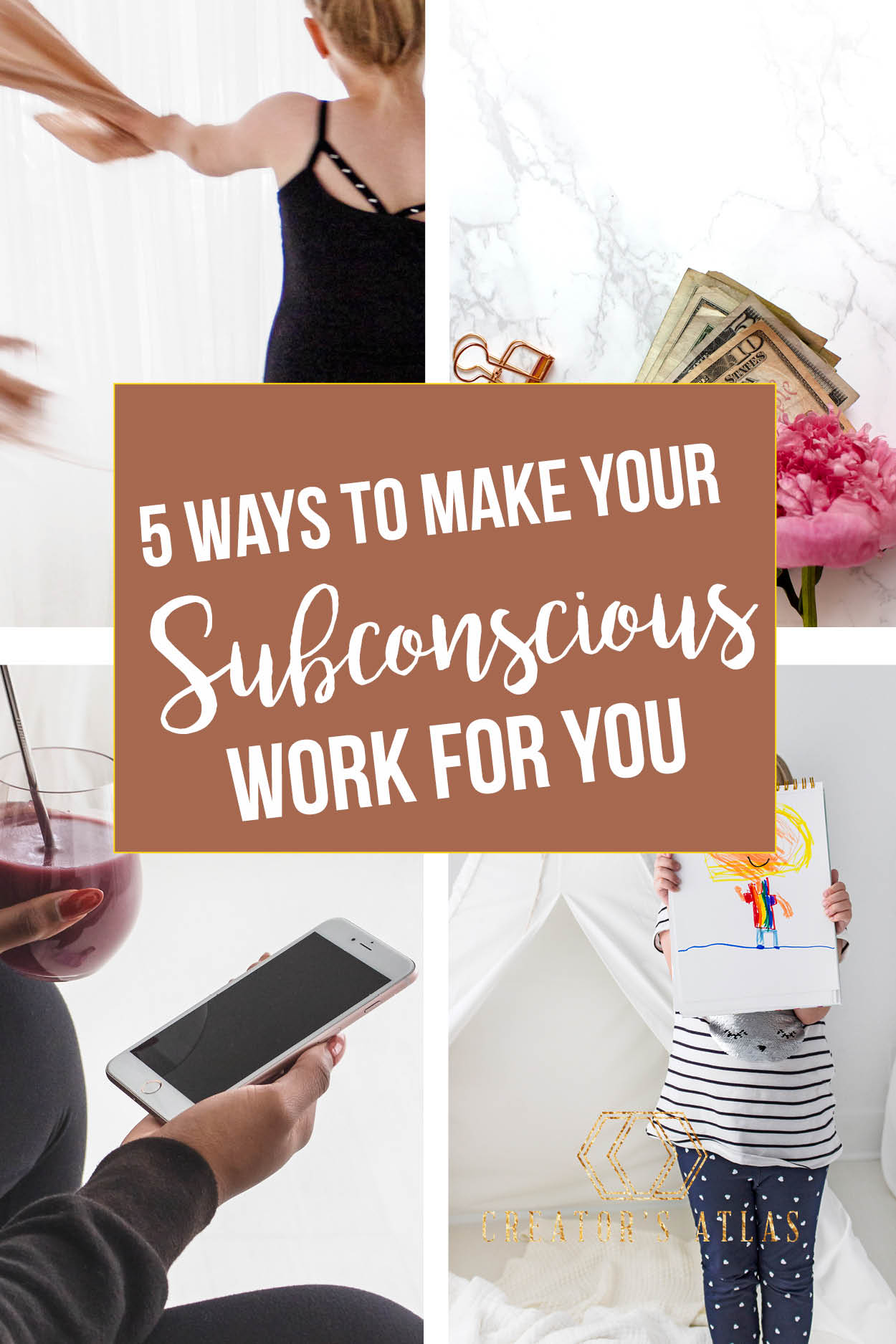 In this post, I show you 5 simple steps that you can use to easily reprogram your subconscious mind. he power of the subconscious mind is amazing. The subconscious mind has the power to heal and solve all of life's problems. Here is how your mind can help. #unconscious The subconscious mind can be reprogrammed to change your life.